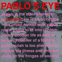 southlite-Palbo's Eye CD Front Cover
