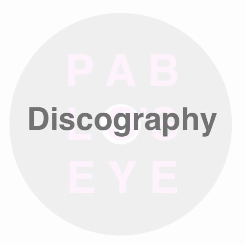 cd cover Pablo's Eye discography