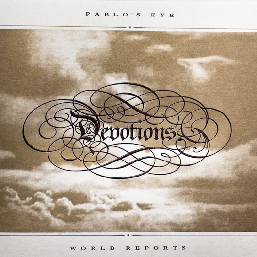 Devotions cd cover Pablo's Eye