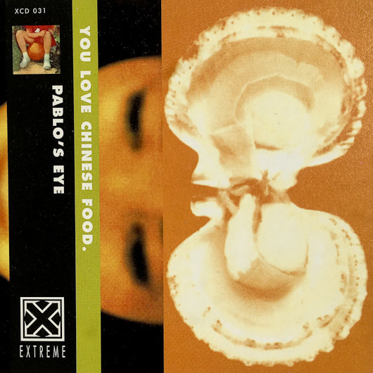 You love Chinese food cd cover Pablo's Eye