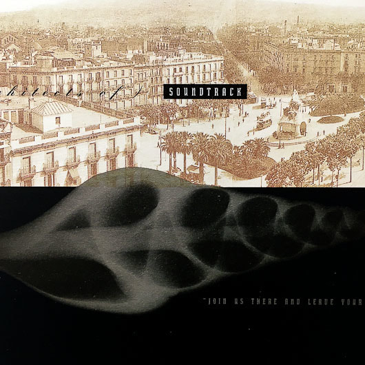 cover cd Pablo's Eye - Barcelona, architects of