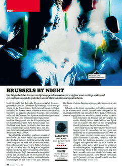 Pablo's Eye review in de Knack